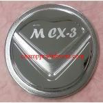 ครอบฝาถังน้ำมันโครเมี่ยม MAZDA CX-3 16 (V.3)