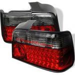 ไฟท้าย BMW 3 SERIES E36 91-00 4D SMOKE แดง LED