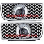 ไฟตัดหมอก สปอร์ตไลท์ BMW 3 SERIES E36 91-00 โปรเจคเตอร์ ขาว (V.2)