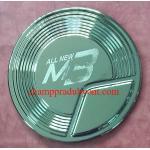 ครอบฝาถังน้ำมันโครเมี่ยม MAZDA 3 14-16 4D