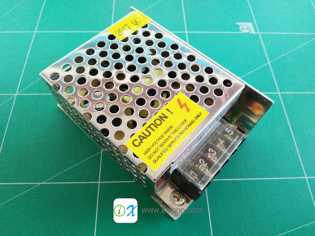 12V 2A 24W AC/DC Switching Power Supply