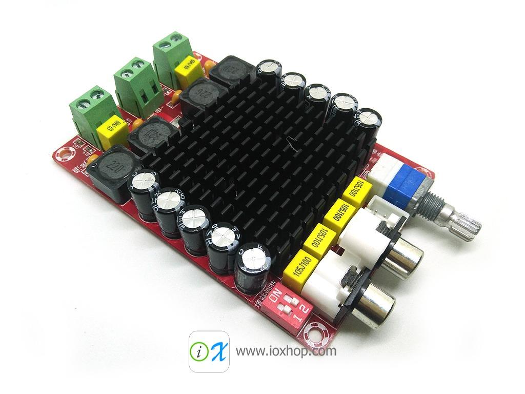 100W+100W TDA7498 Class D Amplifier Board