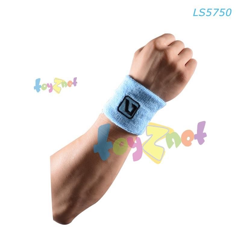 Liveup ผ้ารัดพยุงข้อมือ สีฟ้า รุ่น LS5750-BL