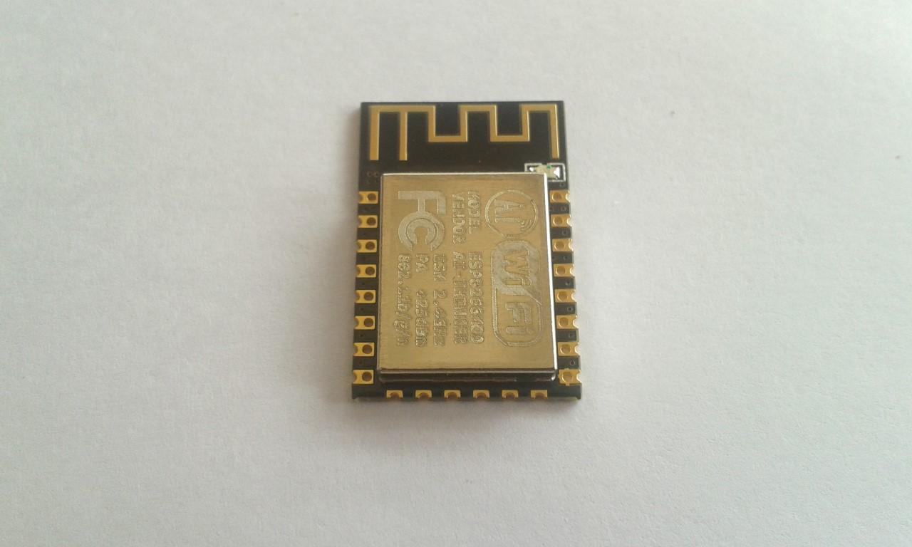 ESP8266 ESP12F