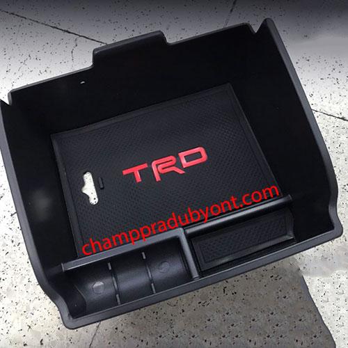 กล่องเอนกประสงค์คอนโซลกลาง TOYOTA FORTUNER 2015-2017