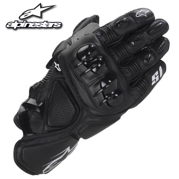 ถุงมือ Alpinestars สีดำ