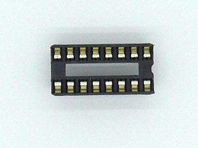 Socket IC 16P