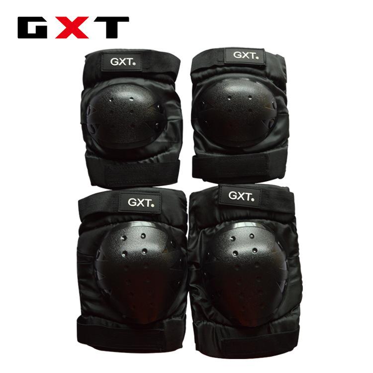 การ์ดเข่า-ศอก GXT (4ชิ้นเล็ก)