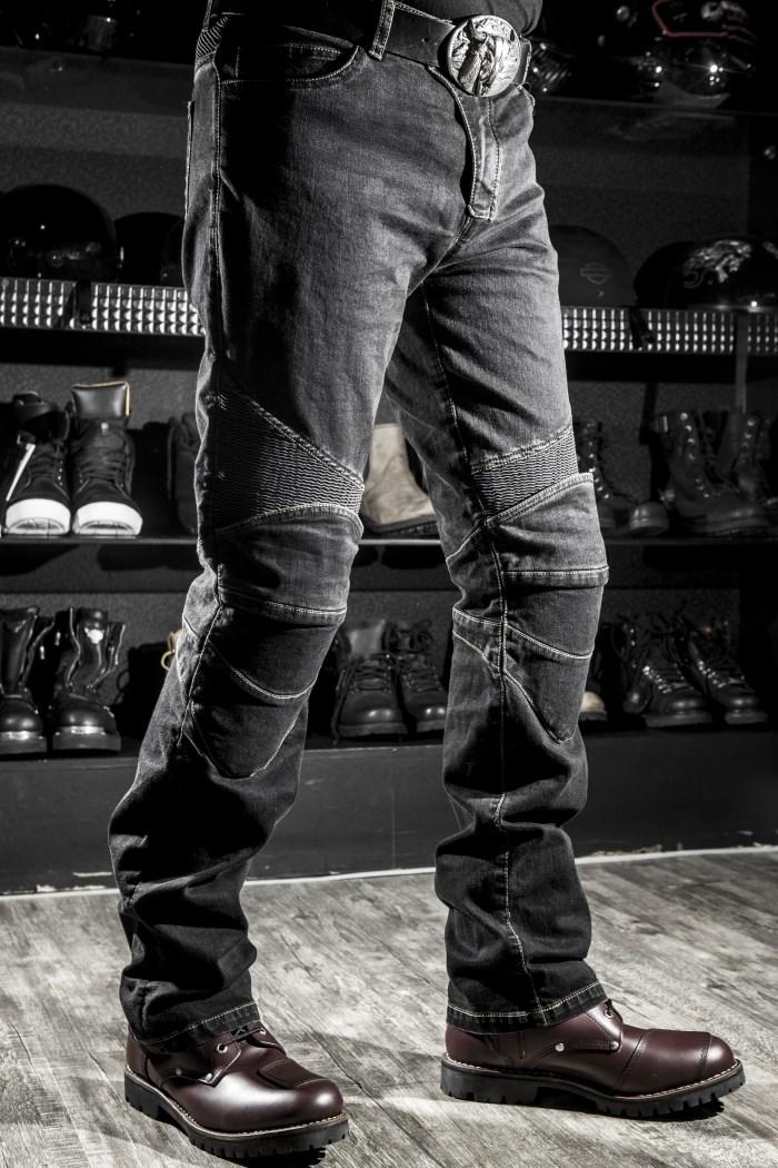 กางเกงยีนส์การ์ด KOMINE