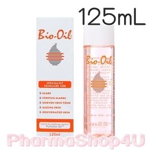 Bio Oil 125mL ไบโอออยล์ ช่วยรักษาแผลเป็น ผิวแตกลาย สีผิวไม่สม่ำเสมอ ผิวเสื่อมสภาพ ผิวขาดความชุ่มชื้น