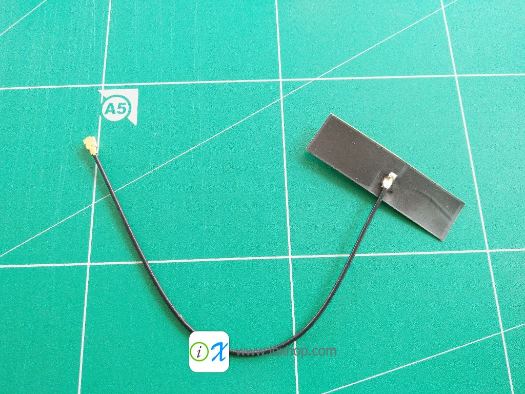 2.4G WIFI FPC antenna with IPEX connector