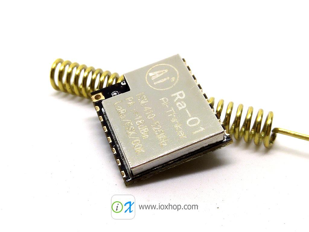 LoRa Ra-01 Wireless Module 433M SX1278