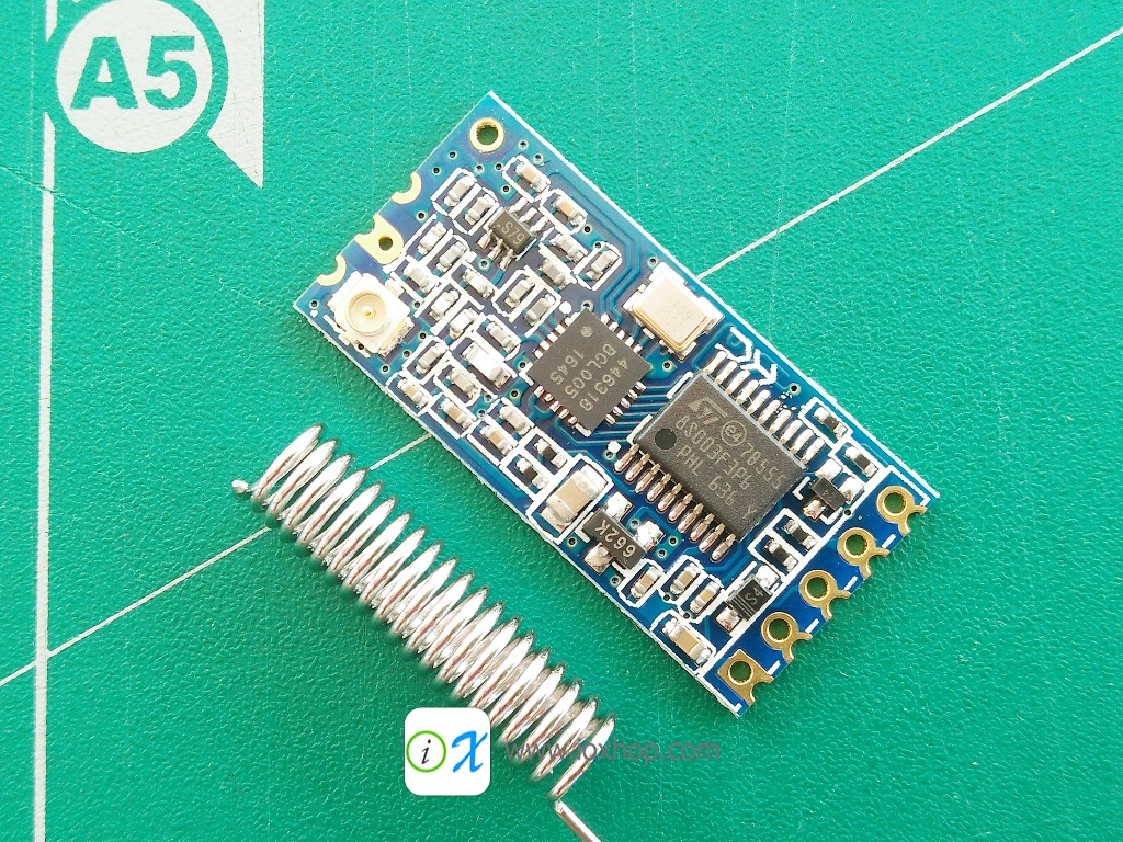 HC-12 433MHz wireless serial port module