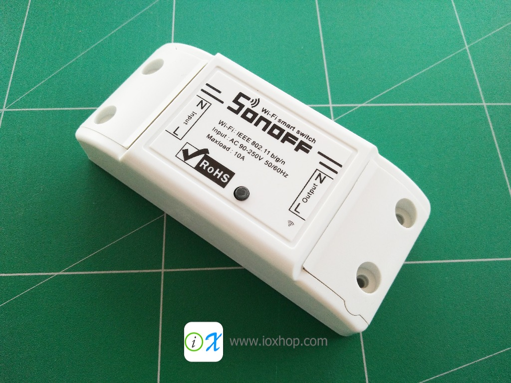 10 ชิ้น Sonoff V2 - ESP8266 Smart Switch For Smart Home IoT