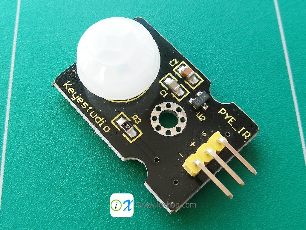 Keyestudio PIR Motion Sensor