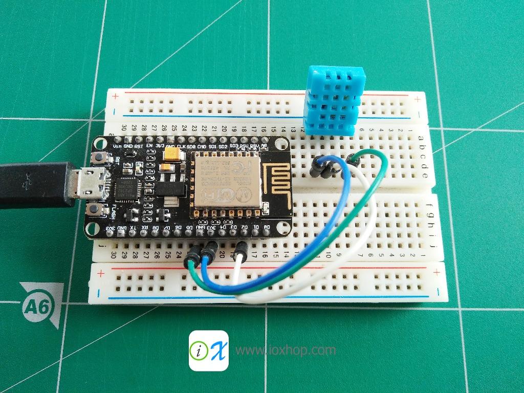 ESP8266 ESP8285 กับการใช้งาน Firebase ระบบฐานข้อมูลเรียลไทม์จาก