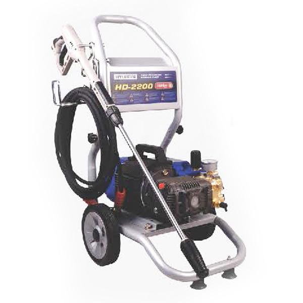เครื่องฉีดน้ำ HYUNDAI HD-2200 150 BAR 2200W