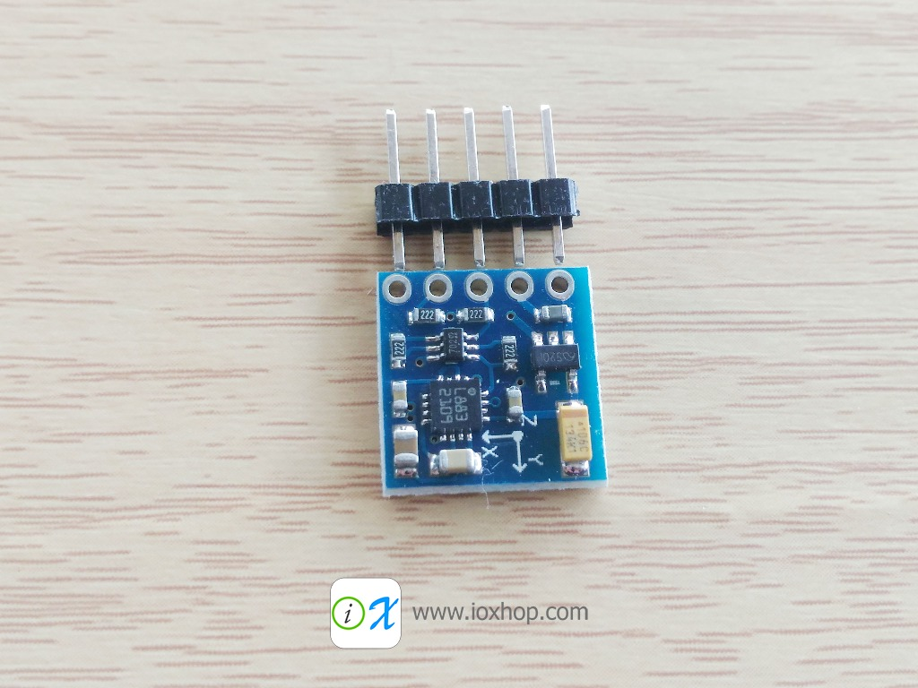 3-Axis Digital Compass HMC5883L GY-271 Module