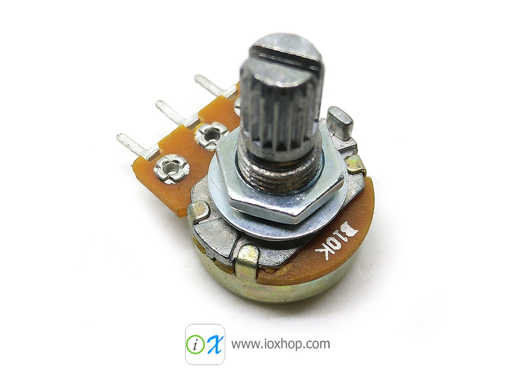B10K VR Volume Potentiometer