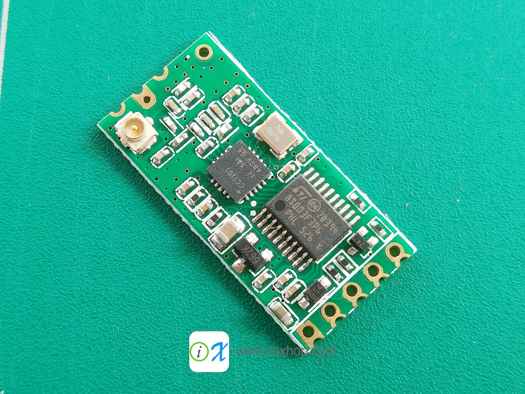HC-11 433MHz Wireless RF serial UART module CC1101