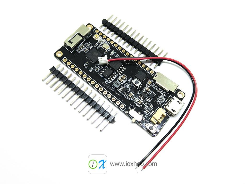 TTGO T8 V1.1 - ESP32 with 4MB PSRAM