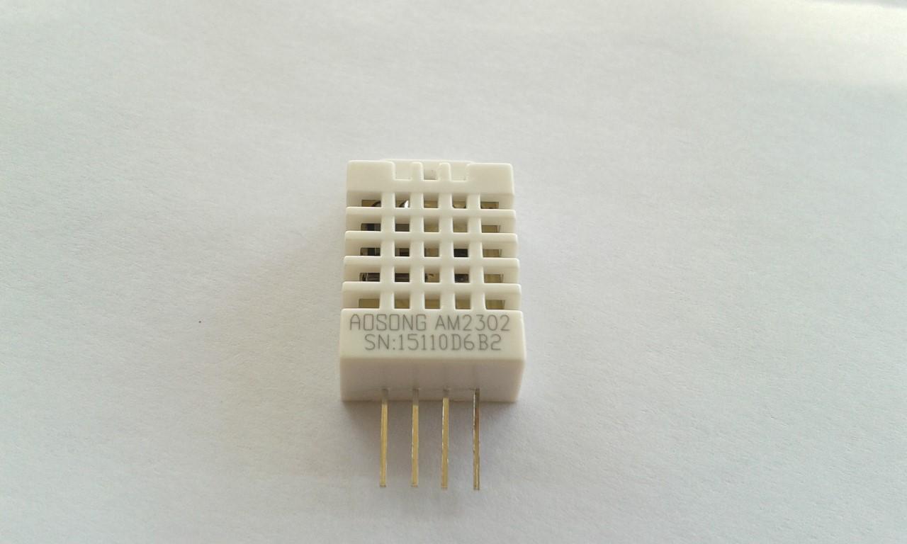 DHT22 เซ็นเซอร์วัดอุณหภูมิและความชื้น