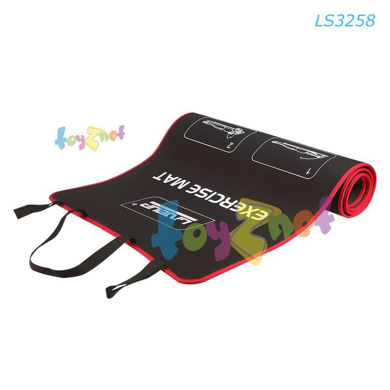 Liveup เสื่อโยคะ EVA 180x60x0.6 ซม รุ่น LS3258