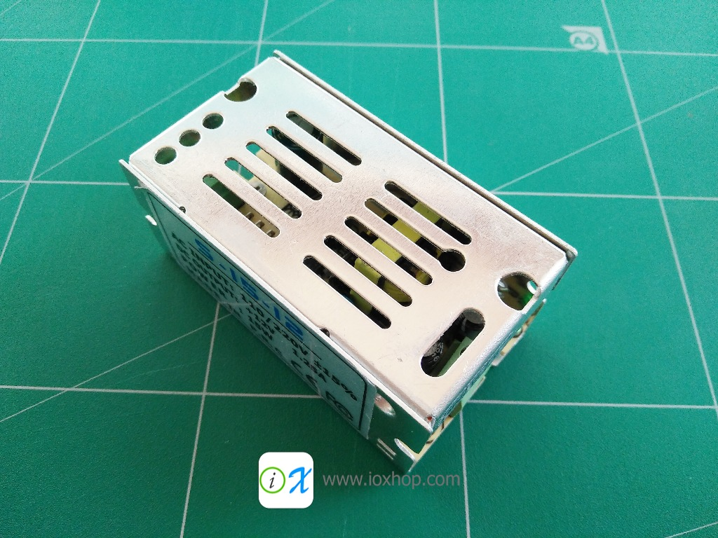 12V 1.25A 15W AC/DC Switching Power Supply