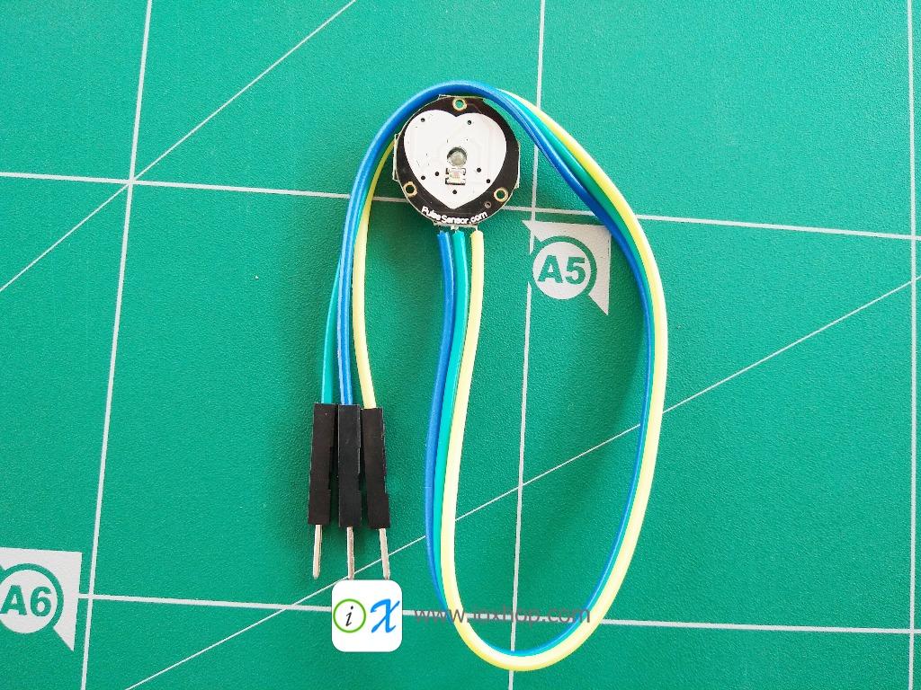 Pulse Sensor - SEN-11574