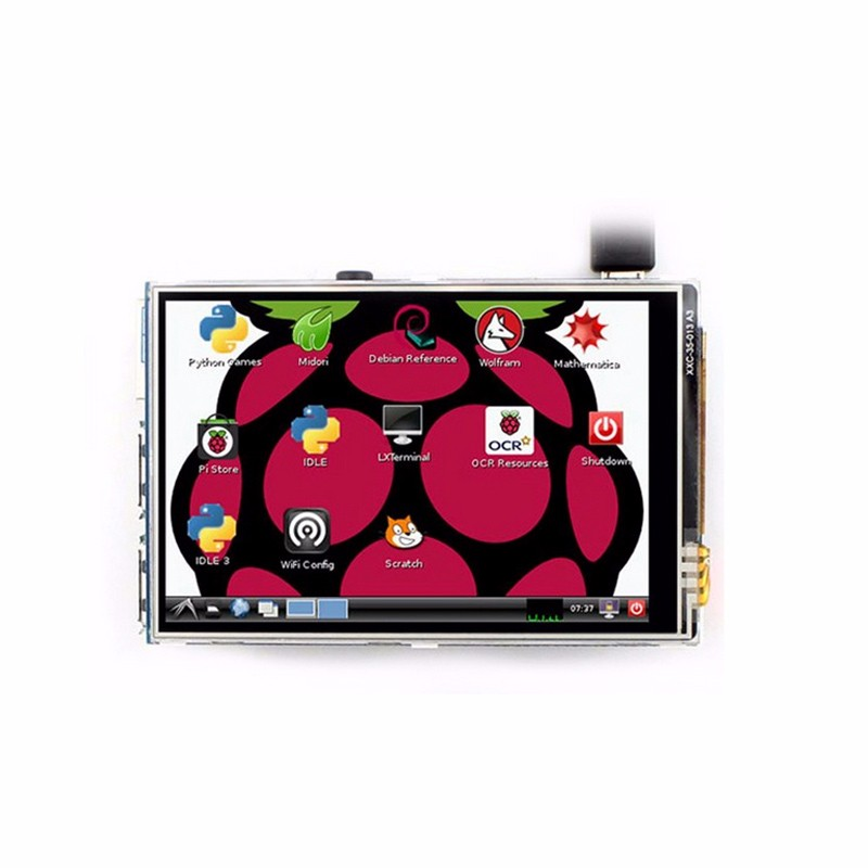 3.5 inch (320*480) TFT LCD with Touchscreen for Raspberry Pi