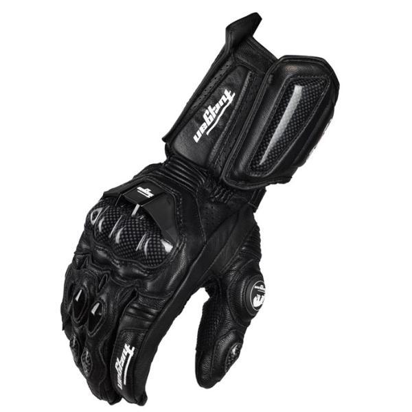 ถุงมือข้อยาว Furygan AFS10 สีดำ