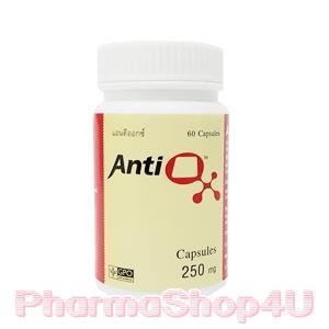 ***หมด*** GPO Antiox แอนติออกซ์ 60เม็ด สารสกัดขมิ้นชันเข้มข้น ให้เคอร์คูมินอยด์ 250มก. บำรุงร่างกาย