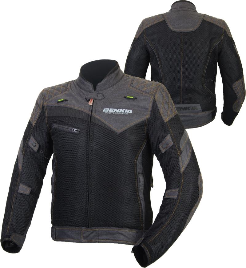 เสื้อการ์ดBENKIA JS-11 (ผู้ชาย)