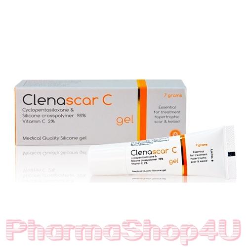 ClenaScar C Gel สูตรเดียวกับ Dertmatix Ultrea 7 G ช่วยทำให้แผลเรียบเนียน และนุ่มลง เนื้อเจลบางเบา ไม่แต่งสีและกลิ่น