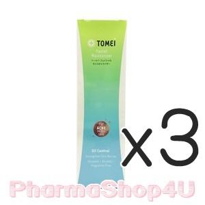(ซื้อ3 ราคาพิเศษ) Tomei Facial Moisturizer 50mL โทเมอิ เฟเชียล มอยซ์เจอร์ไรเซอร์ สูตรบางเบา ไม่เหนียว ทำให้ผิวนุ่ม ชุ่มชื่น