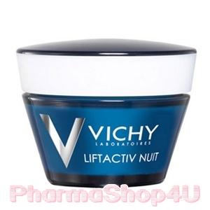 ลดกว่า20% จาก 1950.- VICHY Liftactiv Night Anti-Wrinkle & Firming Care 50mL ครีมบำรุงผิวหน้า (กลางคืน) ช่วยลดเลือนริ้วรอย ฟื้นบำรุงผิวในยามคํ่าคืน