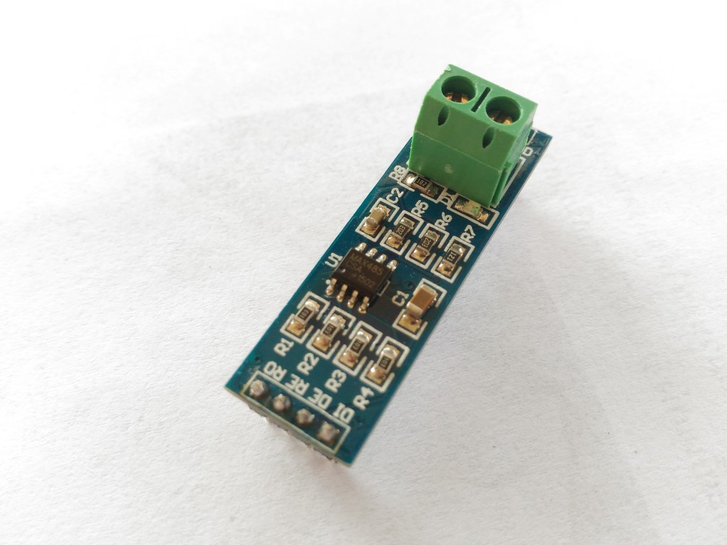 MAX485 Module / RS-485 Module / TTL to RS-485 Module