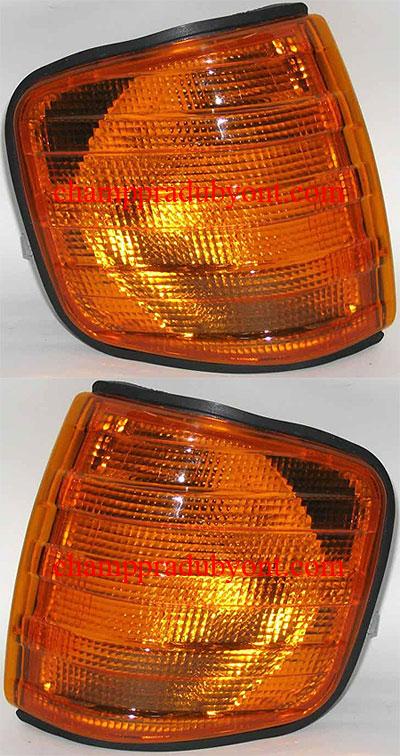 ไฟมุม BENZ S-CLASS W126 1985-1993 ส้ม