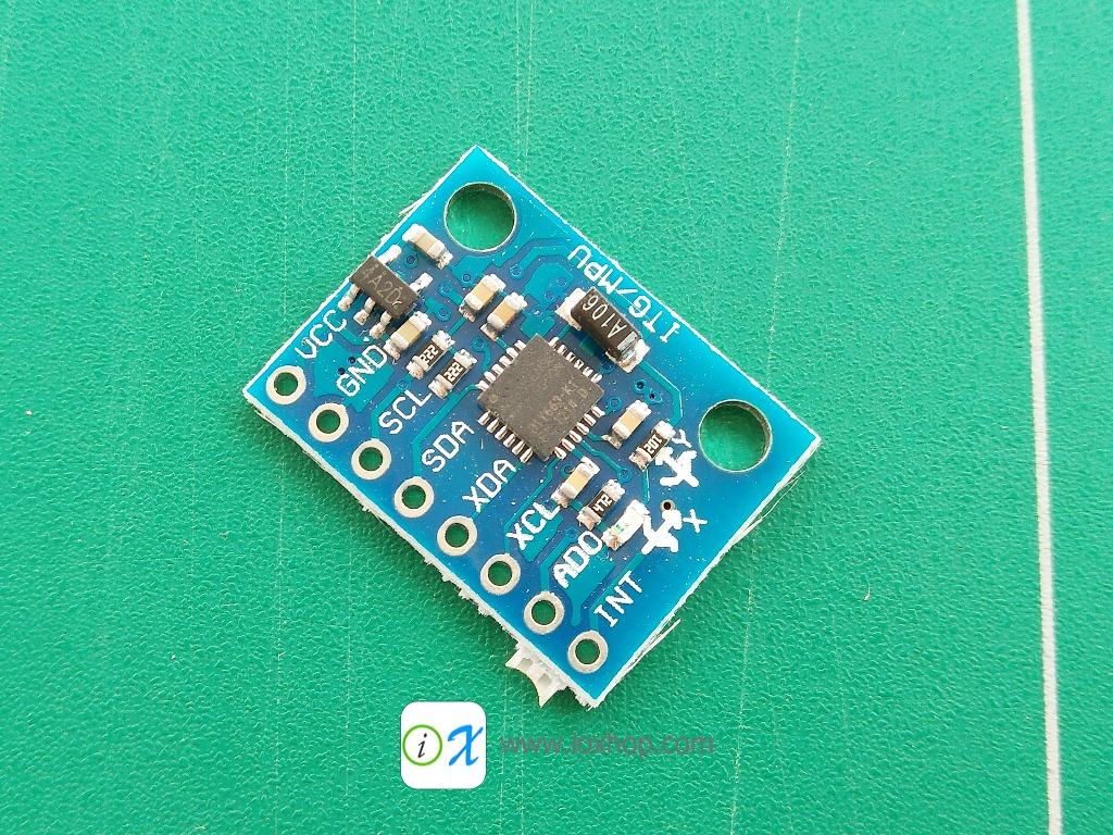 GY-521 MPU6050 3 Axis Gyroscope Accelerometer Sensor Module