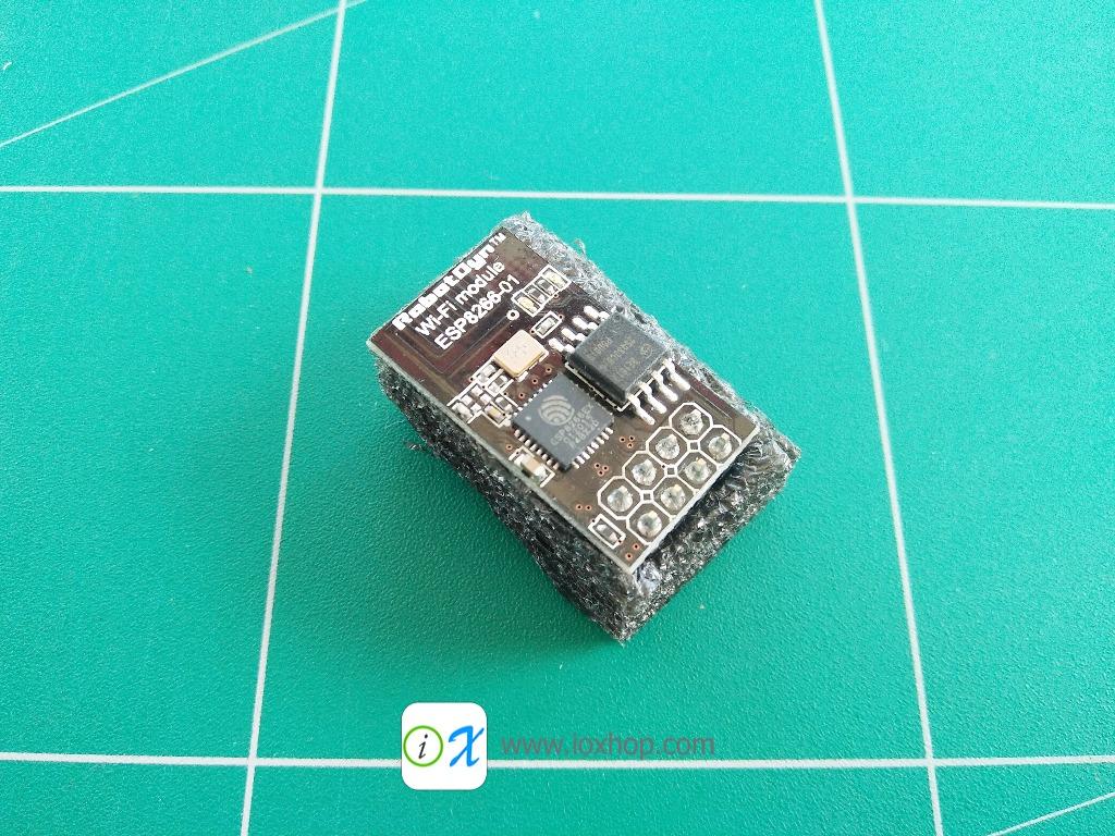 RobotDyn ESP-01 ESP8266 8MB flash memory WiFi module