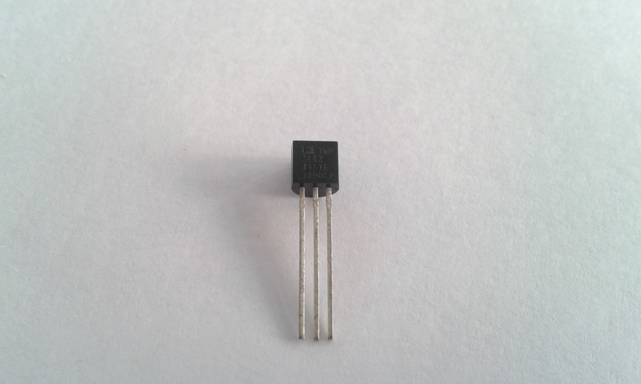 TMP36GZ Temperature Sensors