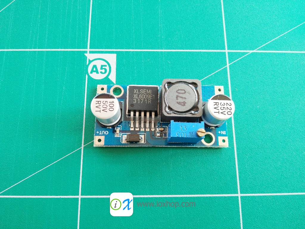 XL6009 DC-DC Step-up module LM2577