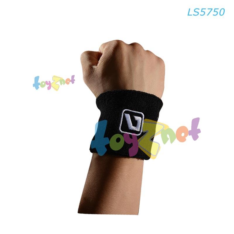 Liveup ผ้ารัดพยุงข้อมือ สีดำ รุ้่น LS5750-BK