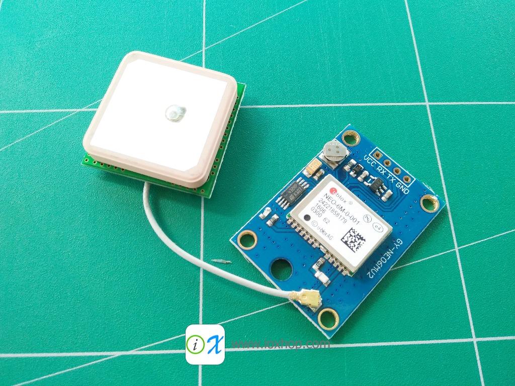 GY-NEO6MV2 GPS module NEO6MV2 with antenna