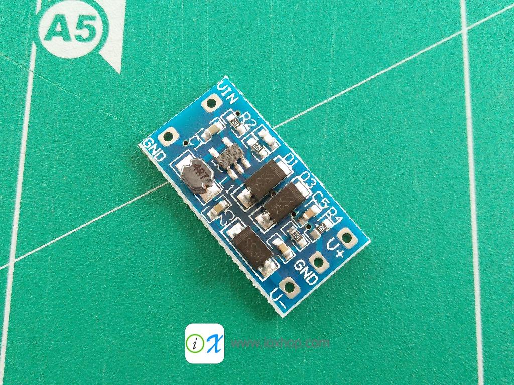 2.8-5.5V to +-12V DC to DC Converter board