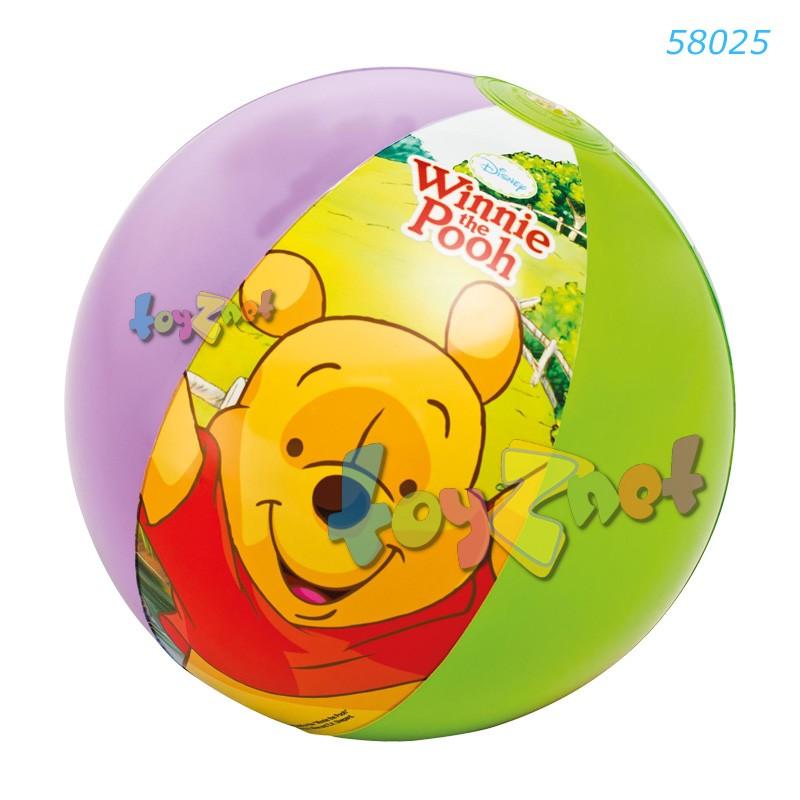 Intex บอล หมีพูห์ 20 นิ้ว (51 ซม.) รุ่น 58025