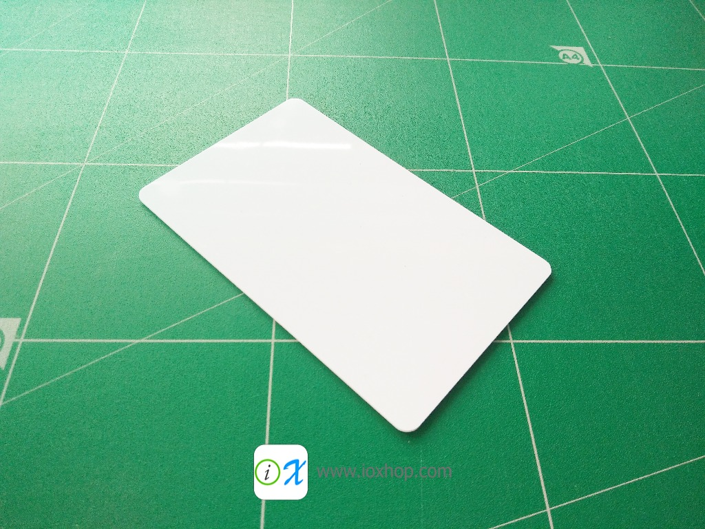 13.56MHz RFID Card NFC Tag 0.8mm