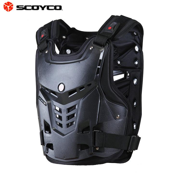 เสื้อเกราะแข็ง SCOYCO รุ่น AM05