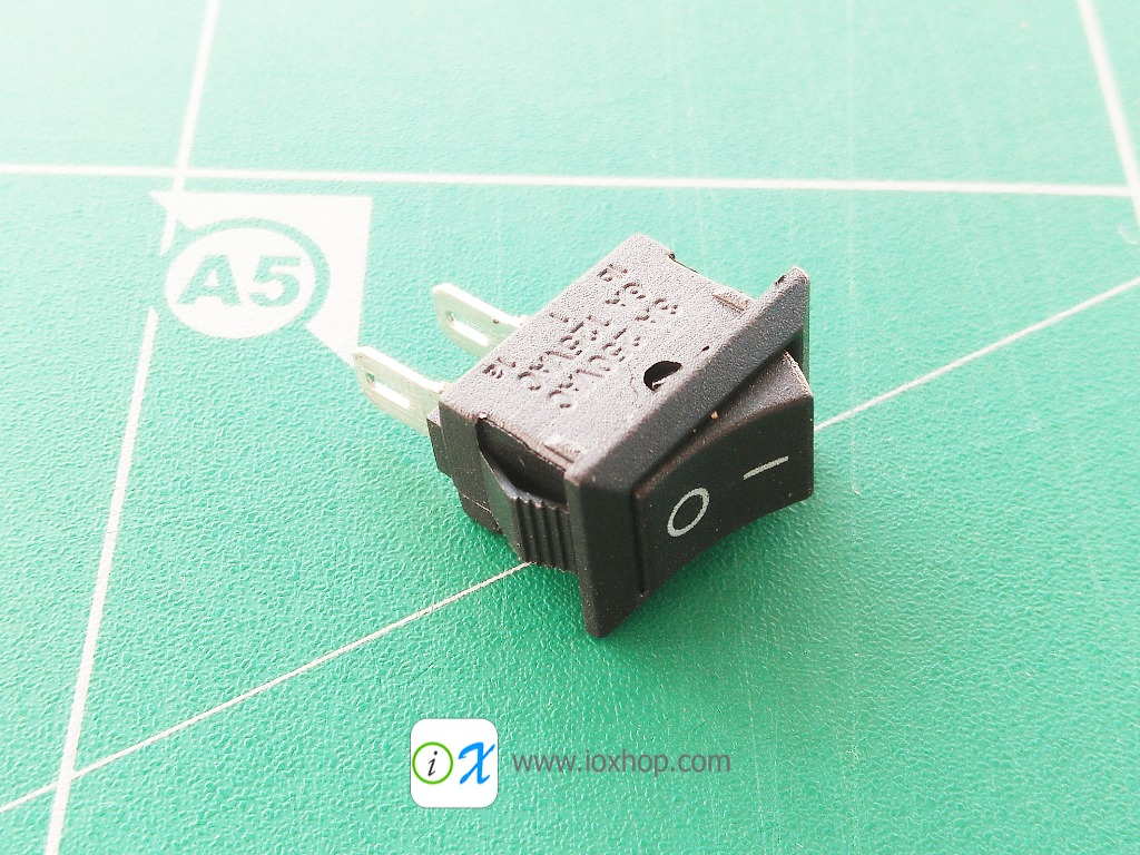 10x15mm SPST Switch 3A 250V