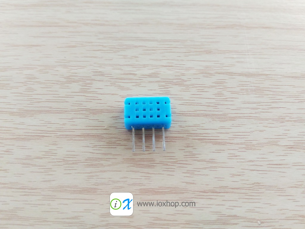 DHT12 Digital Temperature and Humidity Sensor Fully compatible with DHT11